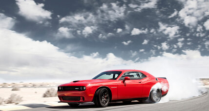 2015 Challenger Hellcat to be auctioned off for charity