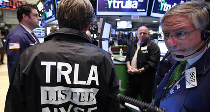 Zillow to buy Trulia in $3.5 billion stock deal