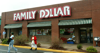 Dollar Tree, Family Dollar join forces in $8.5 billion deal