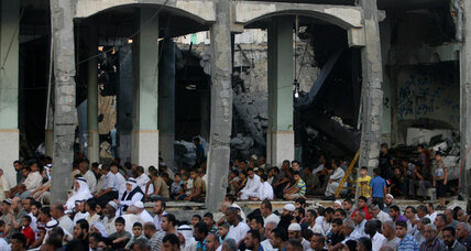 Eid offers no respite for war-weary Palestinians in Gaza (+video)