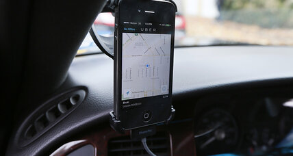 Uber offers service for putting business travel on companies' tab
