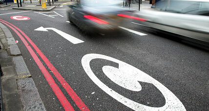 London may charge extra fees on higher-emitting cars by 2020
