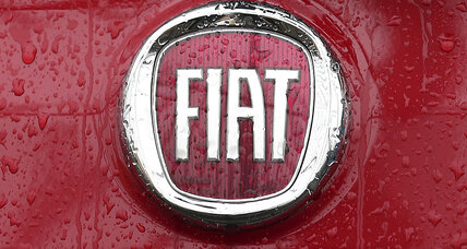 Chrysler recalls 25,500 Fiat 500L's in US for airbag problem