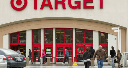 Target names new CEO with PepsiCo. past