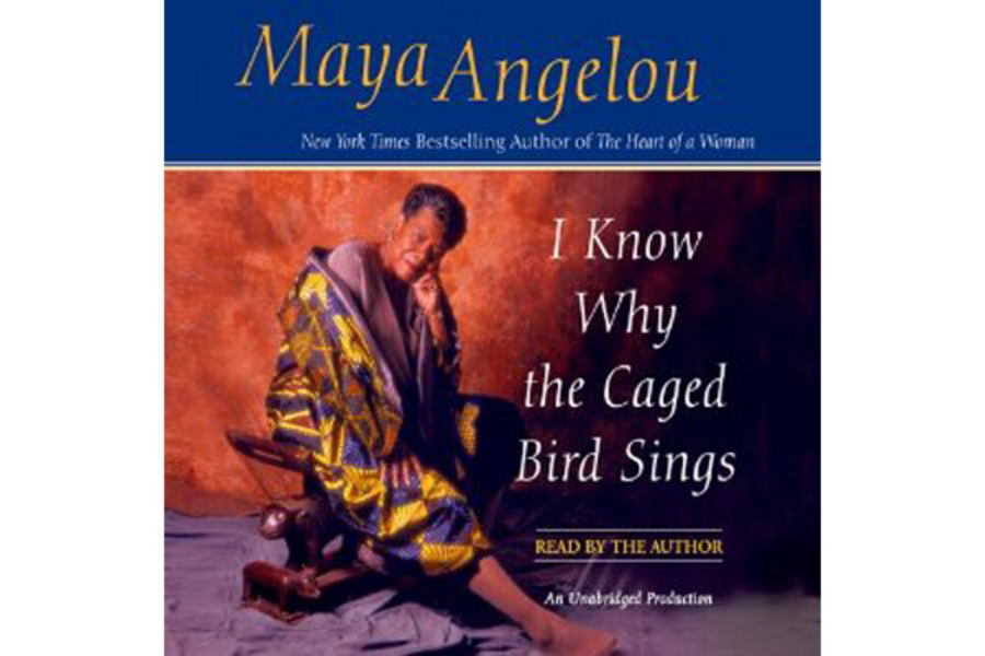 Champion of the world by maya angelou from i know why the caged bird sings