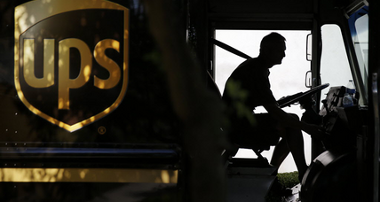 UPS invests in upgrades to prevent holiday crush, 2Q profit drops