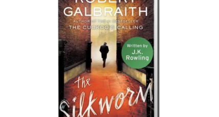 In 'The Silkworm,' J.K. Rowling offers both a mystery and a wry send-up of the publishing industry