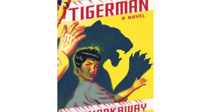 'Tigerman' blends parenthood and comic books to create a novel that is hard-edged yet wonderfully sentimental