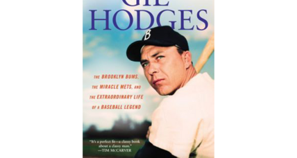 Reader recommendation: Gil Hodges