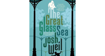 'The Great Glass Sea' sets an imaginative tale in a near-future ruled by oligarchs