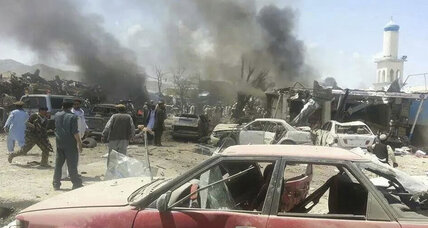 At least 89 killed in eastern Afghanistan suicide blast