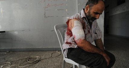 How webcams in Syria's bombarded hospitals offer a lifeline for war victims