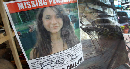Abigail Hernandez, missing N.H. teen, returns home: a nine-month mystery