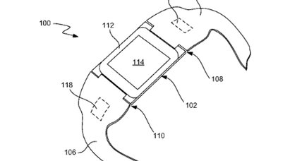 New patent reveals Apple's plans for iTime smart watch