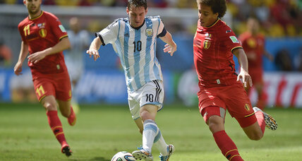 Argentina, Netherlands advance to World Cup semifinals