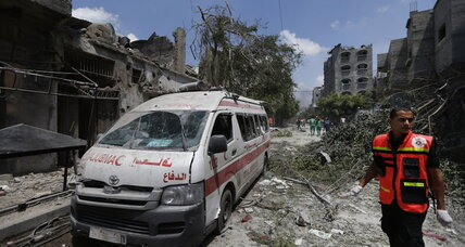 Israeli ground offensive in Gaza triggers shelter crisis for fleeing civilians (+video)