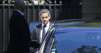Former French President Sarkozy under investigation in corruption probe