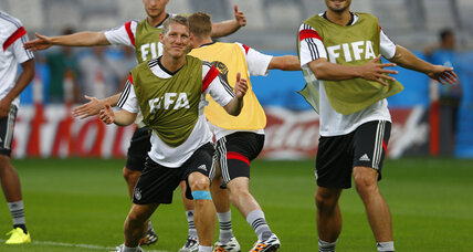 World Cup 2014 TV Schedule: Who to watch Tuesday, July 8