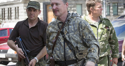 Rebels and oligarchs: 7 key players in eastern Ukraine