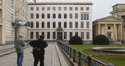 Germany asks US intelligence officer to leave over spy row