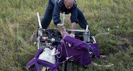 Increasing evidence of Russian involvement in Malaysia Airlines shoot-down (+video)