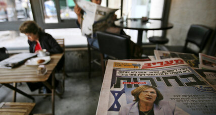 In Arabic and Hebrew media, the 'other' is absent