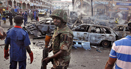 Nigeria: With Abuja blast, Boko Haram creeps to center of capital (+video)