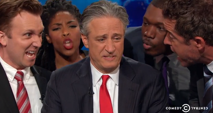 Why Jon Stewart can't say 'Israel' on 'The Daily Show' (+video)