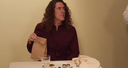 'Weird Al' Yankovic scores his first No. 1 album. How he did it.