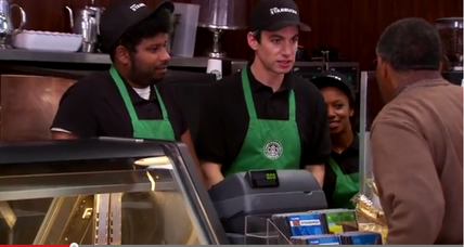 'Dumb Starbucks' returns on TV's 'Nathan for You'