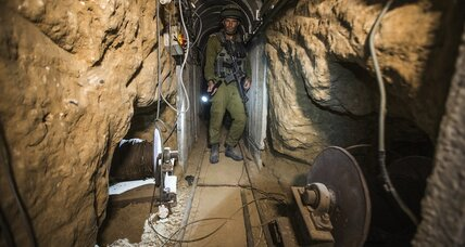 Israel opens door to longer campaign with vow to destroy all Hamas tunnels (+video)