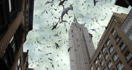 Tara Reid says a sharknado could really happen. Is she right?