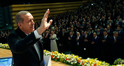 In bid to extend his grip, Turkish PM Erdogan to run for president