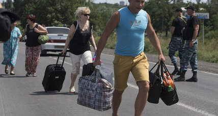 MH17 only adds to grim toll on civilians in eastern Ukraine (+video)