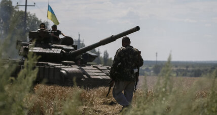 At least 30 Ukrainian troops killed in rebel missile attack, official says
