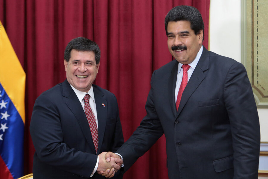 Will US sanctions offer Venezuela's Maduro a helping hand?