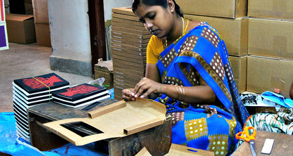 Tara Books opens a new page for tribal artists in India