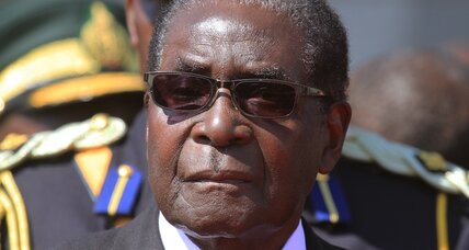 Robert Mugabe's racial decree on whites and land brings backlash