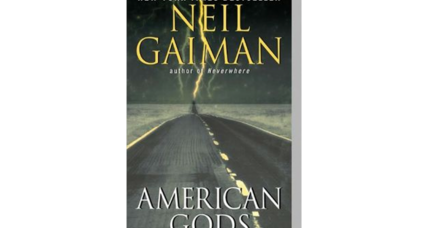 'American Gods' to be adapted for TV by Starz