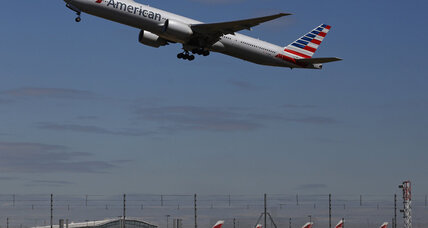 Some US-bound air passengers will be asked to turn on phones