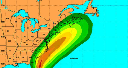 Hurricane Arthur: Will it ruin the July 4th celebrations? (+video)