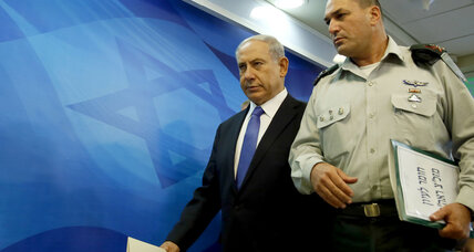 Israeli PM says international pressure won't stop military strikes in Gaza
