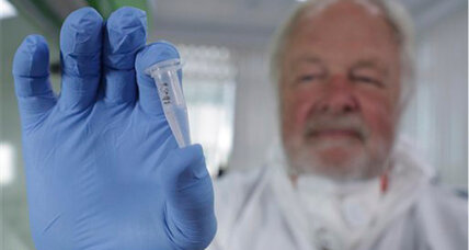 'Bigfoot' hair samples undergo DNA analysis: Big mammals, yes. Bigfoot, no.
