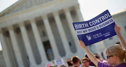 Government seeks birth control accommodation for religious nonprofits