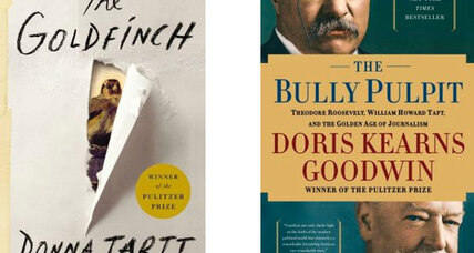 'The Goldfinch,' 'The Bully Pulpit' receive Carnegie Medals