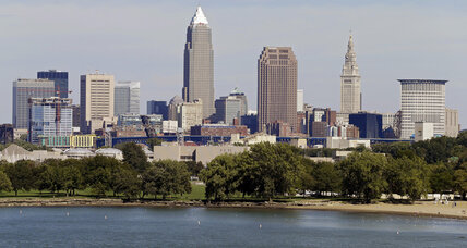 Cleveland all but awarded 2016 GOP convention