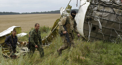 Malaysia Airlines MH17: Are Ukraine rebels hiding the truth about the crash? (+video)