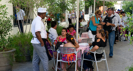 Many Cubans optimistic - and cautious - about new US ties (+video)