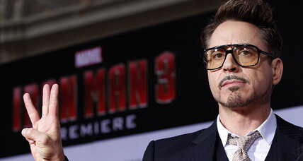 Robert Downey Jr. is the highest-earning actor. Who's runner up? (+video)