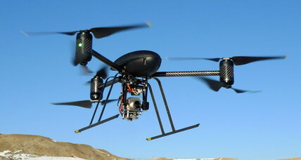 Exclusive: Civilian drones need costly fixes to avoid hacking, study indicates (+video)